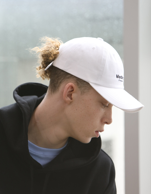 Naming Cap(white)