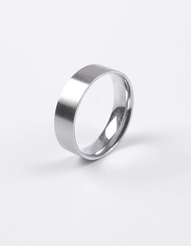 MODERN STEEL RING(sliver)