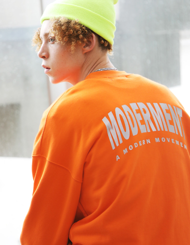 SCOTCH LOGO MTM(orange)