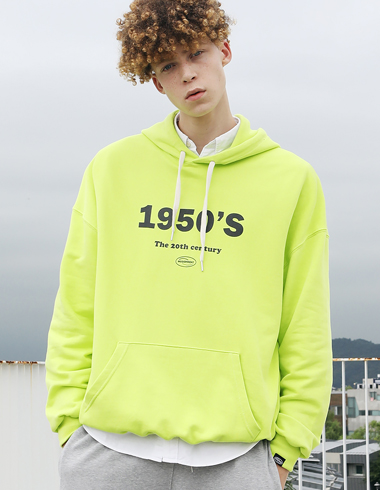 1950 COUNTRY HOODIE(neon)
