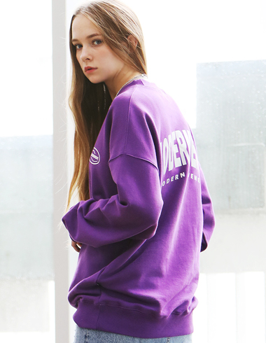 SCOTCH LOGO MTM(purple)